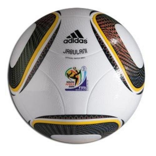 WM 2010 Offizieller Jabulani Spielball-05