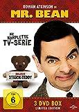 Mr. Bean - Die komplette TV-Serie (Limited Edition, inklusive Strick-Teddy, 3 Discs)