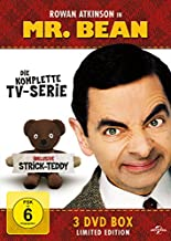 Mr. Bean - Die komplette TV-Serie (Limited Edition, inklusive Strick-Teddy, 3 Discs) hier kaufen