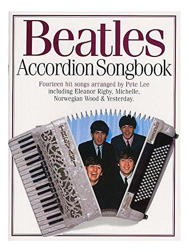 The Beatles Accordion Songbook. For Fisarmonica(con il cifrato degli accordi)