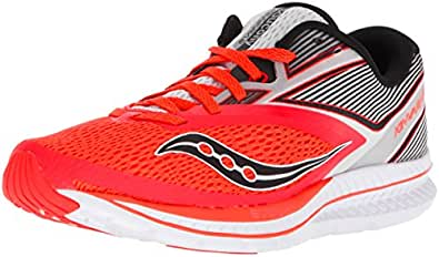 Saucony Kinvara 8, Chaussures de Running Homme, Multicolore (Navy/Orange), 41 EU