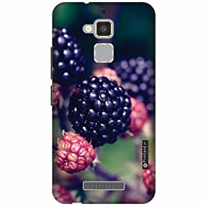 Printland Designer Back Cover For Asus Zenfone 3 Max - Buds Cases Cover