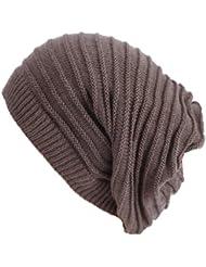 WAHLFELD - Longue Bonnet d'Hiver Tricoté Pour Femmes Hommes