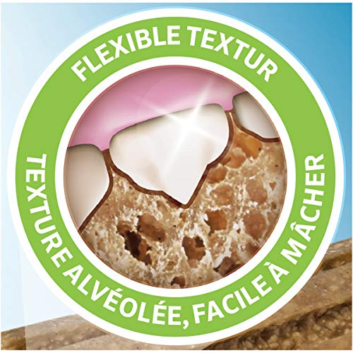 Purina DentaLife Mini Tägliche Zahnpflege-Snacks für kleine Hunde, 5er Pack (5 x 115 g) - 5