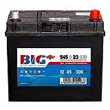 BIG Asia Silber Ca/Ca 12 V / 45 Ah - 300 A/EN - 54523 Autobatterie