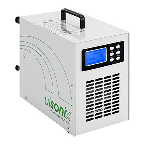 Ulsonix AIRCLEAN 10G Generador De Ozono Industrial 10.000 mg por hora, 110 W, Temporizador,...