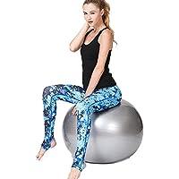 Pantalones de yoga de bolsillo de cintura alta. Ej Pantalones de yoga impresión de las mujeres europeas y americanas deportes pantalones de yoga mujeres corriendo ropa de fitness pantalones