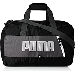 Puma Fundamentals Sports Bag S II Bolsa, Unisex Adulto, Negro, Talla Única