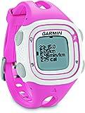 Garmin Forerunner 10 GPS da Corsa, Rosa/Bianco