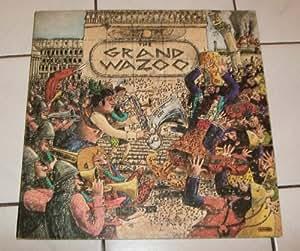 The Grand Wazoo Lp Amazon Co Uk Music