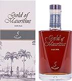 Gold of Mauritius Dark Rum 5 Solera  Rum (1 x 0.72 l)