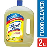 #1: Lizol Disinfectant Surface Cleaner Citrus 2L