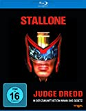 Judge Dredd [Blu-ray] [German Import Region B]