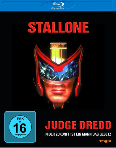 Judge Dredd [Blu-ray]