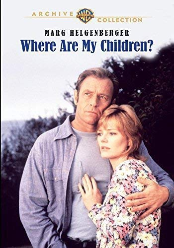 Where Are My Children DVD-R by Marg Helgenberger