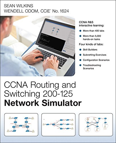 CCNA Routing and Switching 200-125 Network Simulator por Sean Wilkins