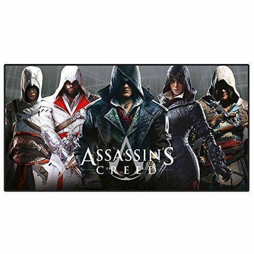 Neue Offizielles Assassins Creed Fünf Badetuch (140cm x 70cm)