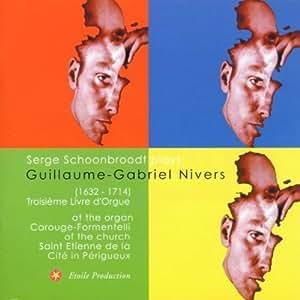 Nivers - Suites des 1er, 2e et 3e tons [Import belge]