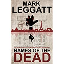 Names of the Dead: (Connor Montrose Series)