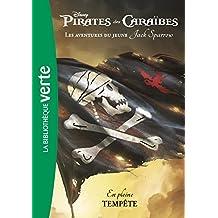 Pirates des Caraïbes, Les aventures du jeune Jack Sparrow 01: En pleine tempête
