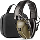 Best Electronic Hearing Protections - Awesafe Ear Protection for Shooting Range, Electronic Hearing Review
