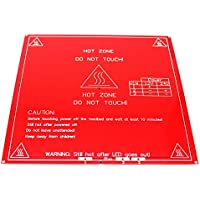 Lysignal 3D de la impresora PCB calor cama MK2b 12/24 fuente de alimentación doble 214 * 214 mm MK2a