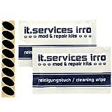 2 ensembles de tapis-souris / Tapis-souris convenable pour souris de PC Logitech M500...