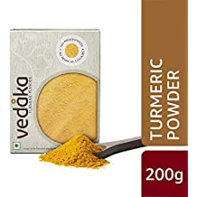 Amazon Brand - Vedaka Turmeric (Haldi) Powder, 200g