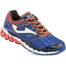 Joma - Titanium, color naranja,azul, talla UK-7
