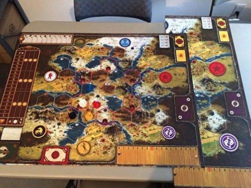 Preisvergleich Produktbild Scythe - Game Board Extension