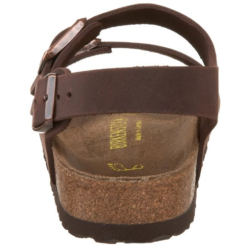 Birkenstock Mens Milano Synthetic Sandals Habana