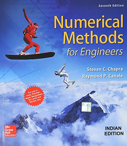 Numerical Methods For Engineers, 7Th Edn