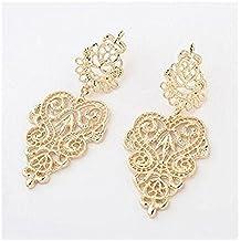 LIN Damen Ohrringe Schmuck Ohrstecker stecker 1 Paar Mode Frauen Damen  Ohrringe Böhmen Stil 0d25b851eb
