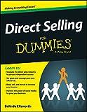 Direct Selling for Dummies [Paperback] [Jan 01, 2017] Belinda Ellsworth