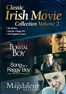 Classic Irish Movie Collection Volume 2 Borstal Boy, A Song For A Raggy Boy, The Magdalene Sisters