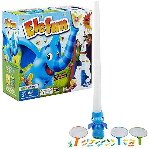 Hasbro Spiele B7714100 - Elefun, - über Juego
