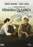 Memorias de Africa [DVD]
