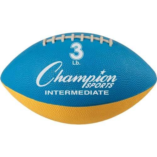 Champion Sports Mittelschneider gewichtet Fußball Trainer -