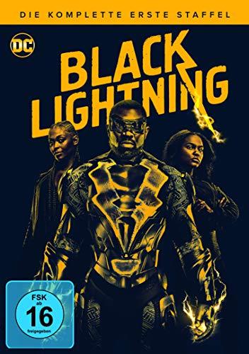 Black Lightning - Die komplette erste Staffel [3 DVDs]