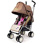 iSafe Buggy Stroller Pushchair Flowers (Complete with Rain Cover)
