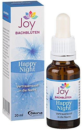 Happy Night - Bachblüten Komplexmittel alkoholfrei, 20 ml Stockbottle