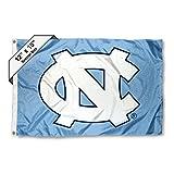 College Flags and Banners Co. UNC Chariot de Golf et Bateau Drapeau