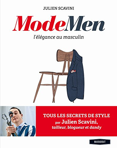 Mode men par Julien Scavini