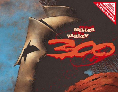 300. Edición de lujo (CÓMIC USA)