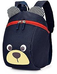 Preisvergleich für Kinderrucksack WINGMO Anti verloren Kinder Rucksack Mini Bär Schule Tasche für Baby Jungen Mädchen Kleinkinder...