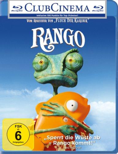 Rango [Blu-ray] Preisvergleich