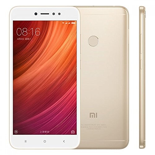 "Xiaomi Redmi Note 5A Prime SIM doble 4G 32GB Oro, Blanco - Smartphone (14 cm (5.5""), 3 GB, 32 GB, 13 MP, Android, Oro, Blanco)"