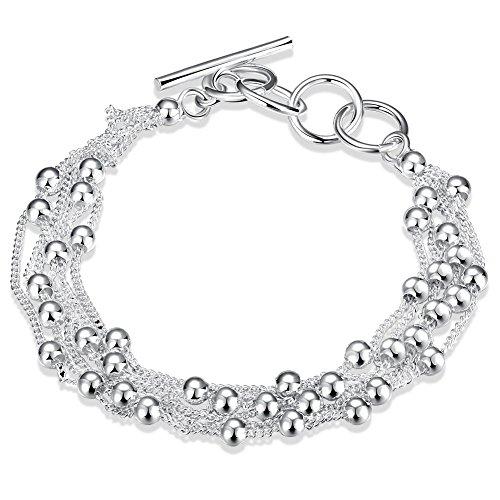 ldudur-braccialetto-femminile-925-argento-con-palle-braccialetto-per-donne-regolabile-17-20cm-ideale