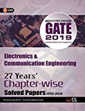 Gate Electronics & Communication Engg. (27 Year's Chapter wise Solved Papers) 2019