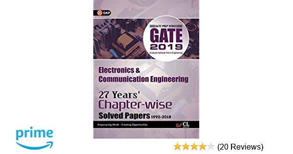 Buy Gate Electronics & Communication Engg  (27 Year's